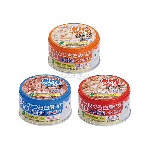 Ciao Lactic Acid Bacteria Wet Cat Food 85g