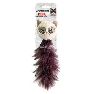 Grumpy Cat毛绒尾巴