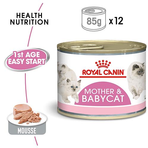 Royal Canin幼猫奶糕罐头195g