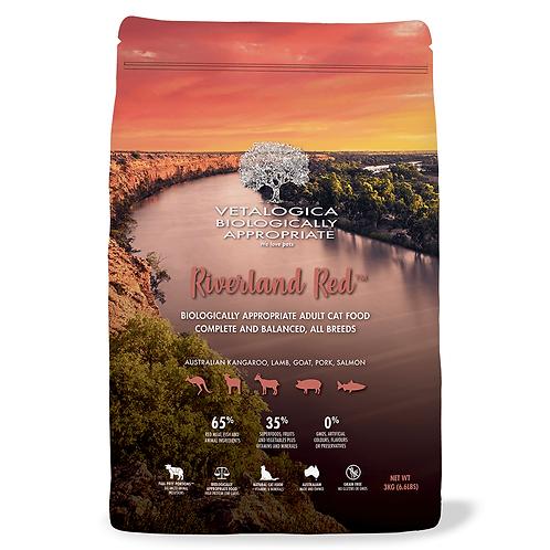 澳维康Vetalogica Riverland Red 无谷成猫粮3kg