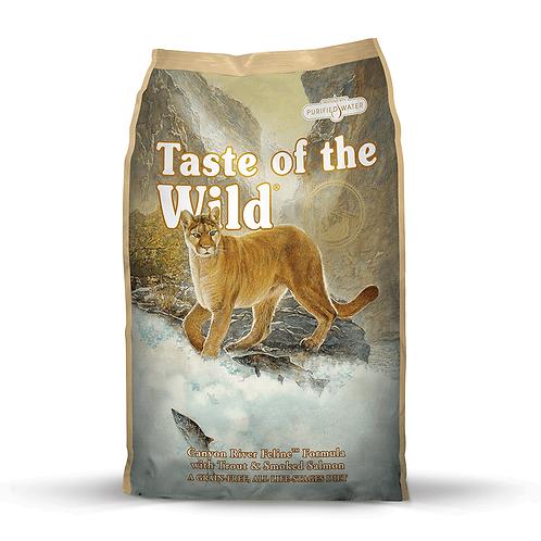 荒野盛宴天然全猫粮 - 鳟鱼烤三文鱼