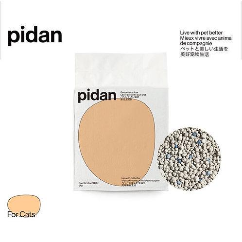 Pidan膨润土猫砂6kg