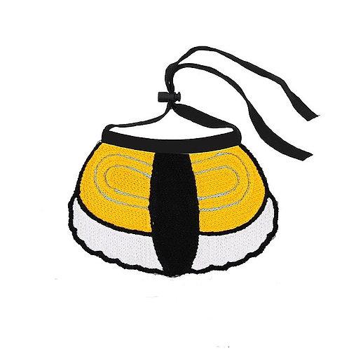 鸡蛋寿司口水巾M