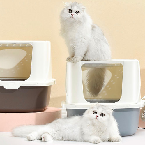 Tomcat Ark Style Cat Litter Box