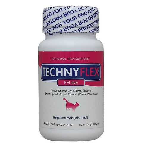 新西兰Technyflex猫用关节活力胶囊