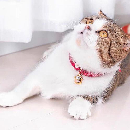 日本和风猫项圈 (奶猫)
