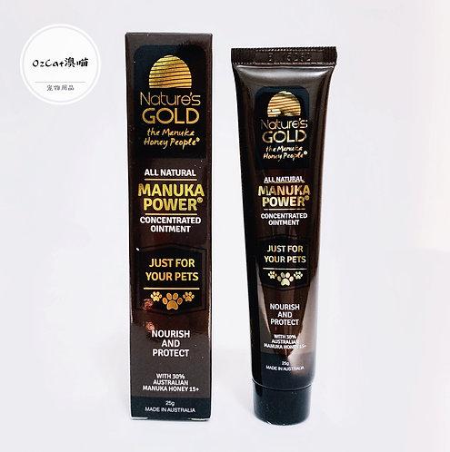 Nature's Gold 宠物麦卢卡软膏