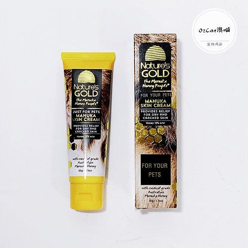 Nature's Gold麦奴卡润肤霜50g