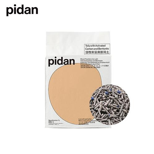 Pidan活性炭豆腐膨润土混合7L