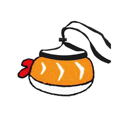 虾寿司口水巾M