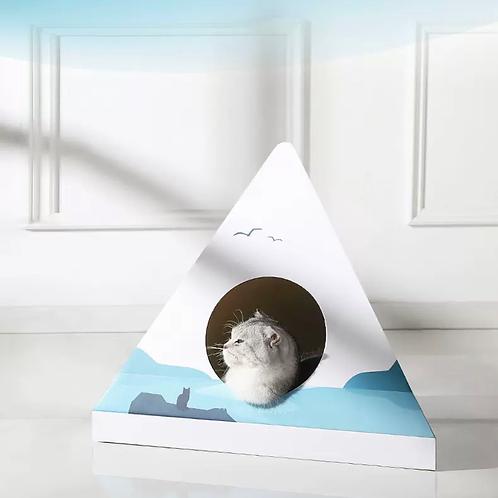 小佩Petkit山水猫抓板