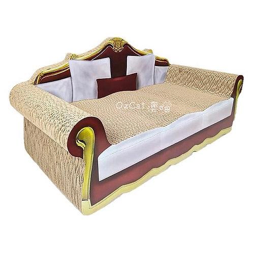 Zodiac红色欧式沙发抓板