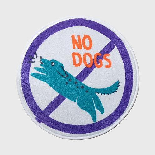 """Pidan宠物地毯""""No Dogs"""""""
