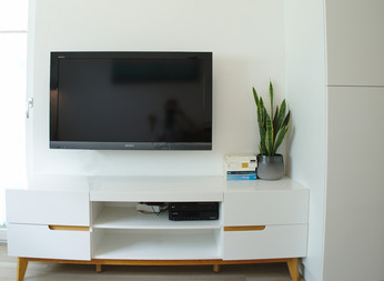 BERG: TV mit Blu-Ray-Player