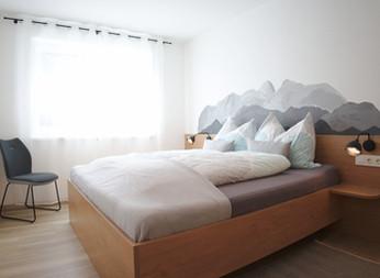 BERG: Schlafzimmer