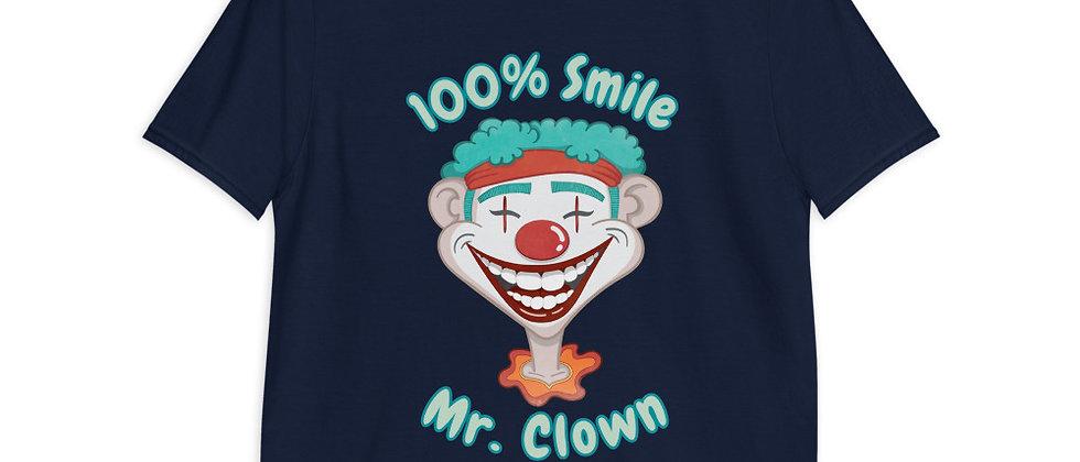 Mr. Clown (Unisex T-Shirt)