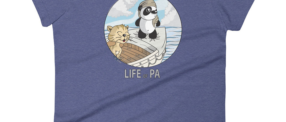 Life of Pa (Women's short sleeve t-shirt)