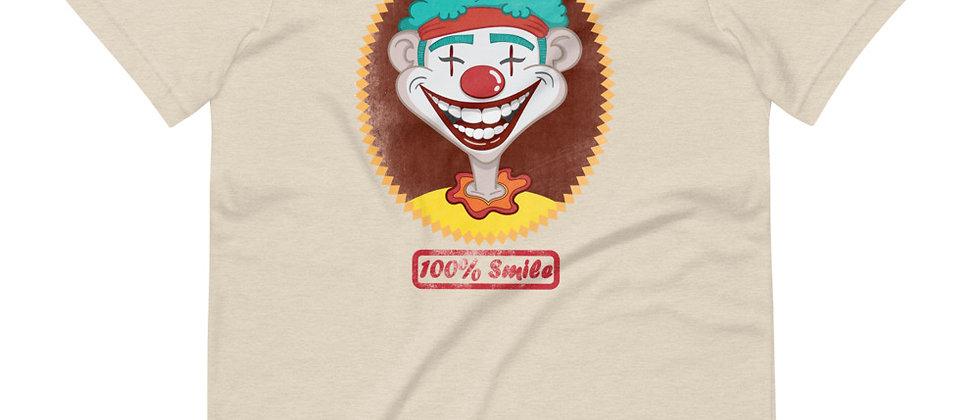 100% Smile (Short-Sleeve Men's T-Shirt)
