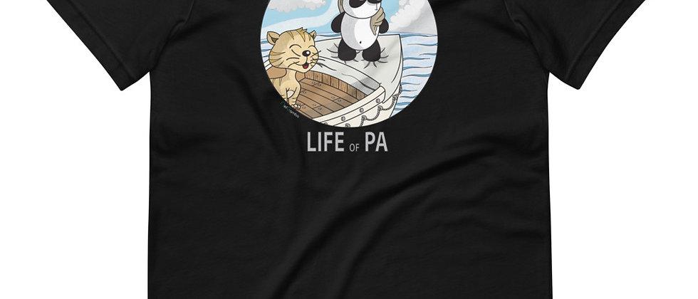 Life of Pa (Men's Short-Sleeve T-Shirt)