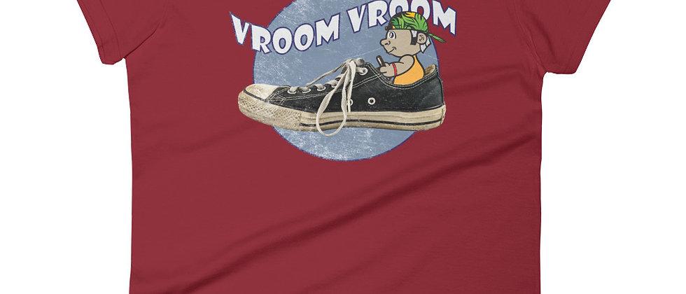 Vroom vroom (Women's short sleeve t-shirt)