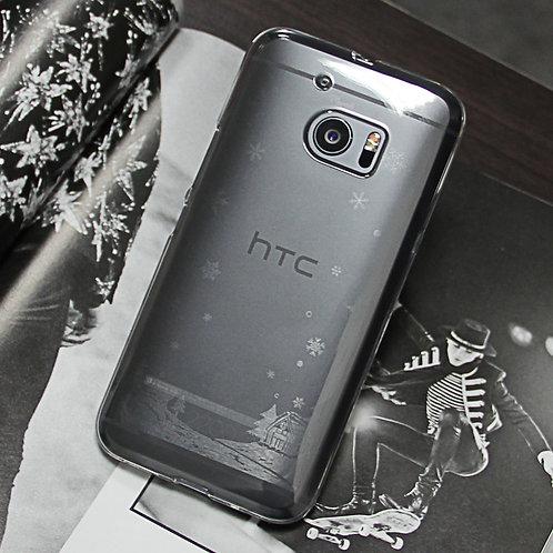 雪夜 -防撞保護殼 HTC