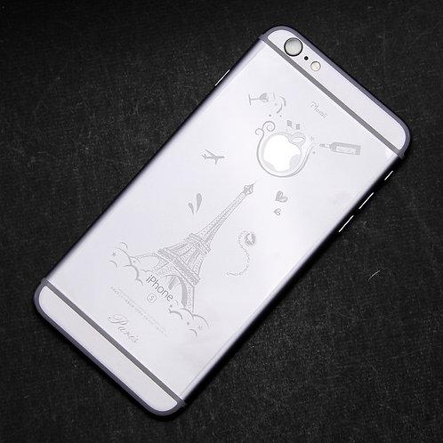 巴黎異想-防撞保護殼 (多款手機型號)
