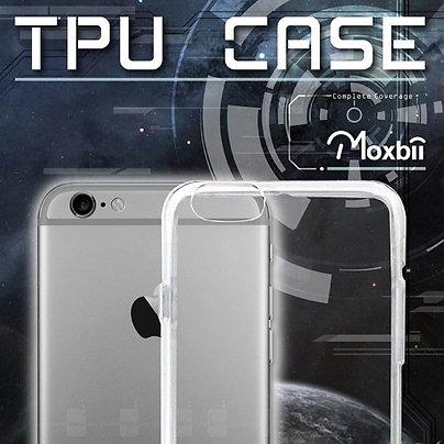 TPU 防撞透明保護殼 (多款手機型號)