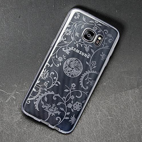 青花瓷  -防撞保護殼 (Samsung Galaxy)