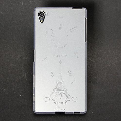 巴黎異想  -防撞保護殼 (Sony Xperia)