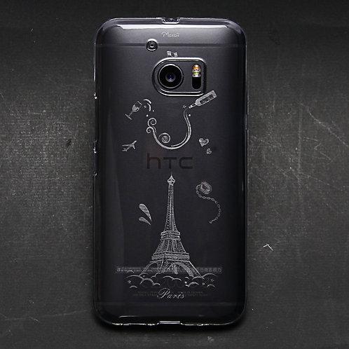 巴黎異想 -防撞保護殼 HTC
