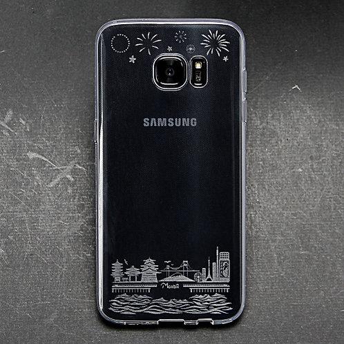 花漾東京-防撞保護殼 (Samsung Galaxy)