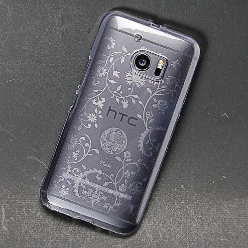 青花瓷-防撞保護殼 HTC