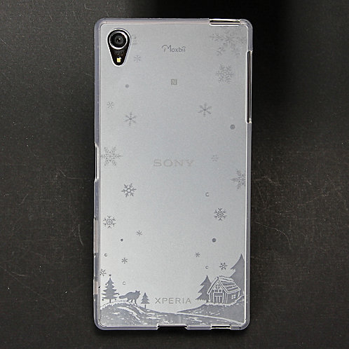 雪夜  -防撞保護殼 (Sony Xperia)