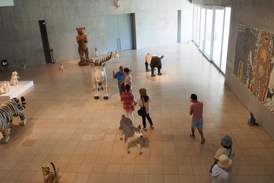 ヴァンジ美術館(クレマチスの丘)
