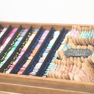 シルク糸を販売しています。