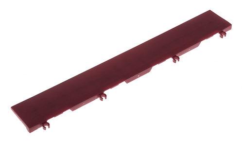 Reunalista, punainen 10kpl