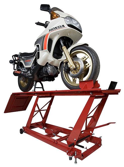Moottoripyörän nostopöytä 400kg