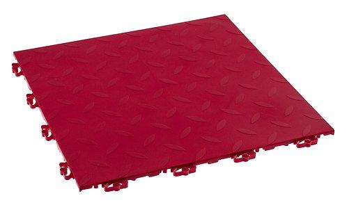 Lattialaatat, punainen 2m²
