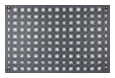 Työkalutaulu 1450x950mm, harmaa