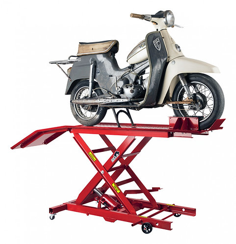 Moottoripyörän nostopöytä 200kg