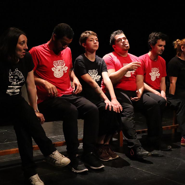 Cabaret d'improvisation a l'Almendra