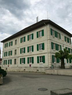 Bâtiment communale Courgenay