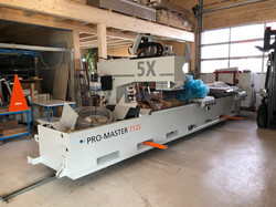 Centre d'usinage Promaster 5 axes