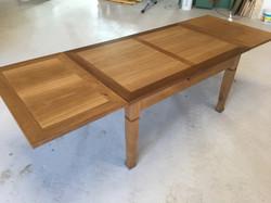 Rénovation d'une table