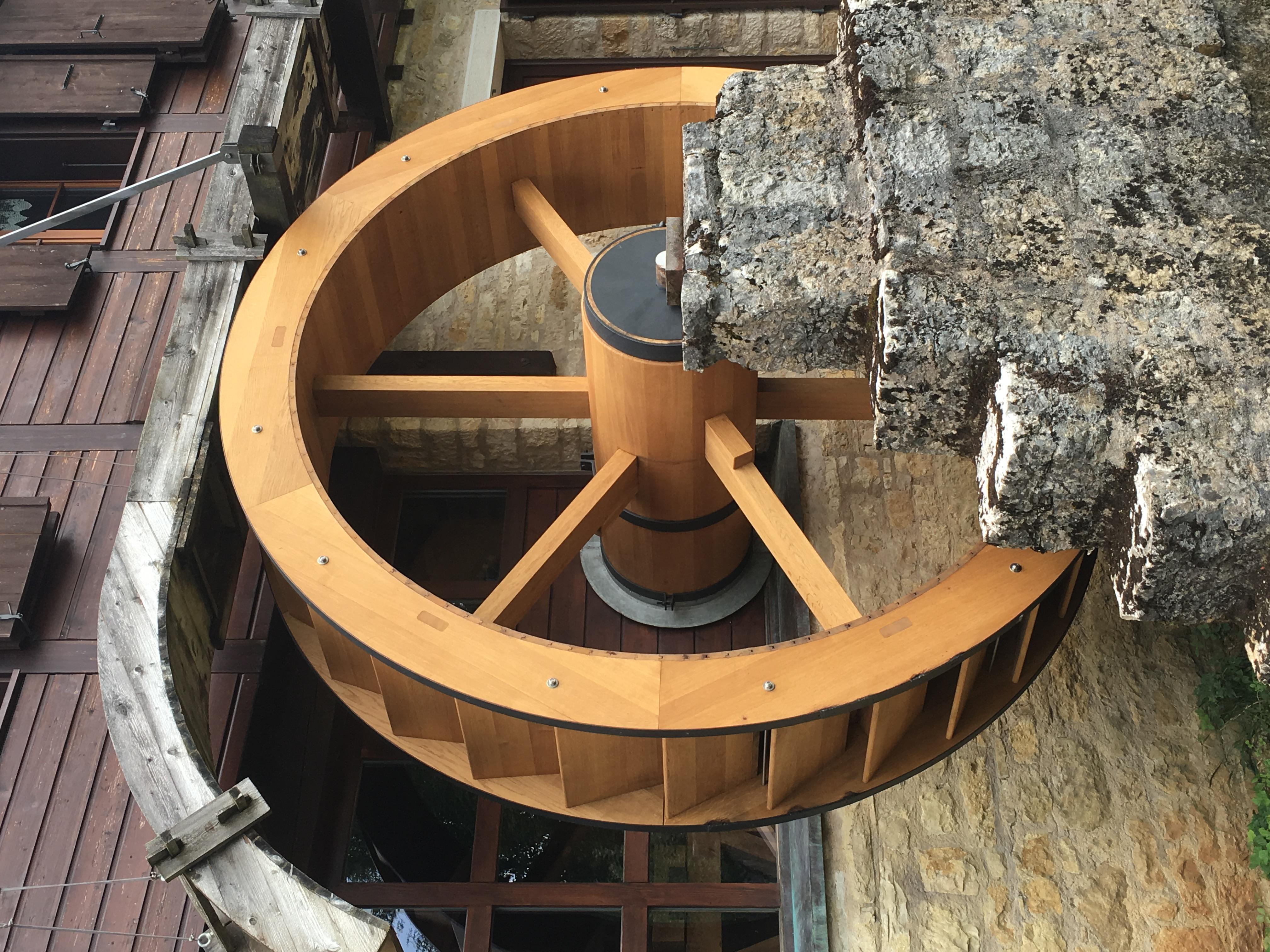 Roue de moulin