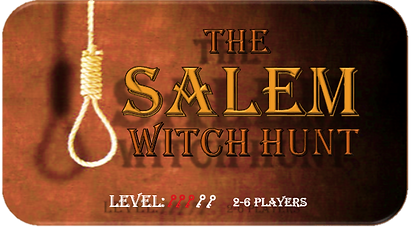 The Salem Witch Hunt - Back In Time Escape Rooms