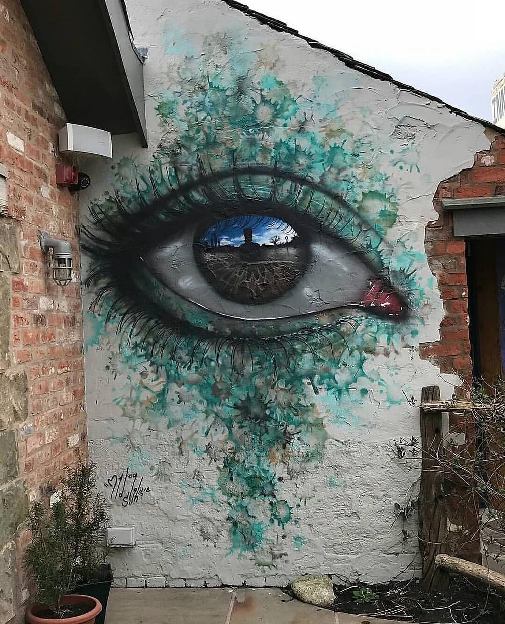 Commission for @cartfordinn in little Eccleston, Lancashire