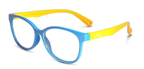 Toby Kids blue light blocking glasses angle view