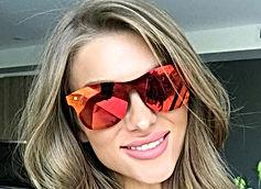 Martzi Wooden Sunglasses Valeria Sizova