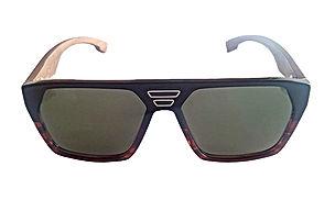 Martzi Wooden Sunglasses Casrano